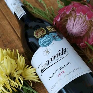 Zevenwacht Old Vine Chenin Blanc produces Top 100 & Double Platinum Wine