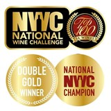National Wine Challenge Double Gold Awards 2019
