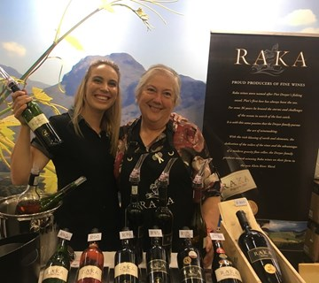 Taste Raka's National Wine Challenge Winners at the Juliet Cullinan Wine Show
