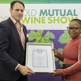 Neil Ellis Wines receive gold award for Amica Sauvignon Blanc at the coveted Old Mutual Trophy Wine Show