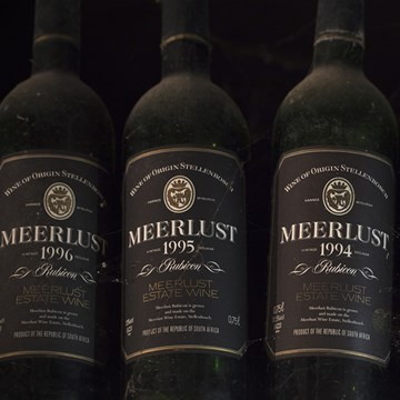 Meerlust successes at Strauss & Co Fine Wine Auction