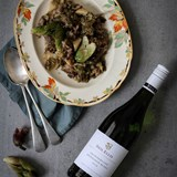 Celebrate the winter season with waterblommetjie bredie and Groenekloof Sauvignon Blanc