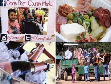 Don't miss Groote Post's August Country Market
