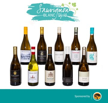 Champion wines highlight brilliant vintage at the 2019 FNB Sauvignon Blanc Top 10