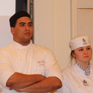 Reaching for Young Stars 2015 - chef candidates.JPG