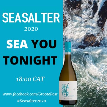 Groote Post release their much-anticipated Seasalter 2020: A West Coast Story In A Bottle