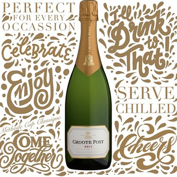 Raise A Toast To Groote Post's New Brut Cap Classique