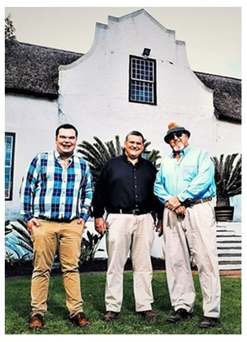 Groote Post Welcomes Prestigious Wine Awards Amidst A Very Challenging Year