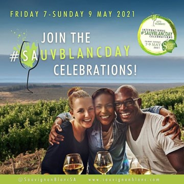 Join South Africa's International #Sauvblancday Celebrations