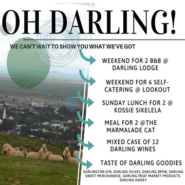 OH DARLING - so much to explore and win!