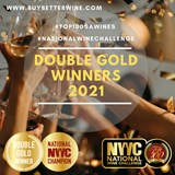 National Wine Challenge Double Gold Awards 2021