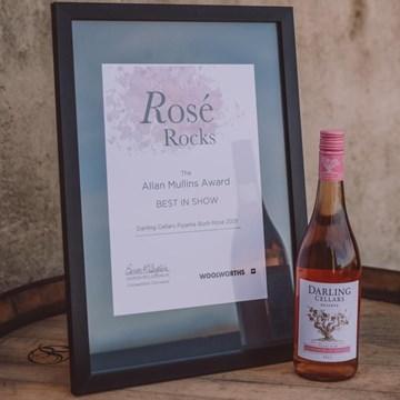 Darling Cellars Pyjama Bush Rosé Scoops Up Double Gold Medal At Rosé Rocks Competition