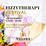 Join us at Villiera as we bring back the fun at this year's Fizzytherapy Festival on Sunday, 28 November 2021