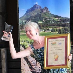 Cape Winelands Mayoral Tourism Awards - Dance for All.JPG