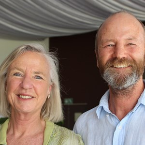 Great Wine Capitals Awards - Cathy Brewer & Simon Grier (Villiera).JPG