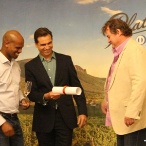 Mzokhona Mvemve & Bruwer Raats (MR) - Raats Family Wines