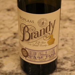 Boplaas Brandy