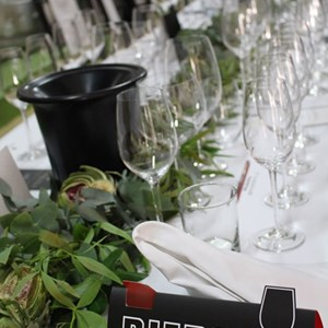 Woolies wine event@Villiera