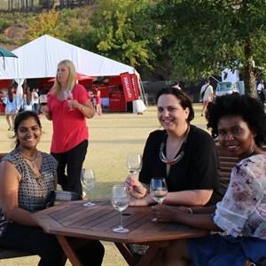 2017 Stellenbosch Wine Fest - Corina du Toit & friends