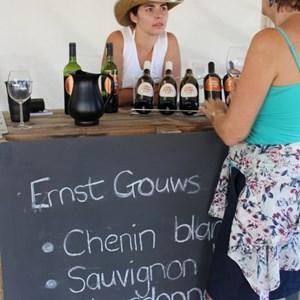2017 Stellenbosch Wine Fest - Ezanne Gouws & Glynis Newton