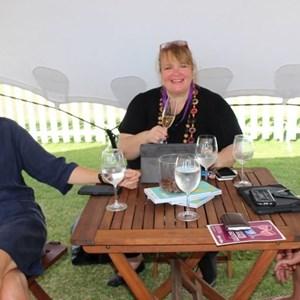 2017 Stellenbosch Wine Fest - Jeanneret, Elmarie & Alfred