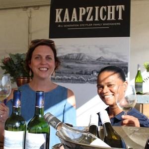 2017 Stellenbosch Wine Fest - Kaapzicht