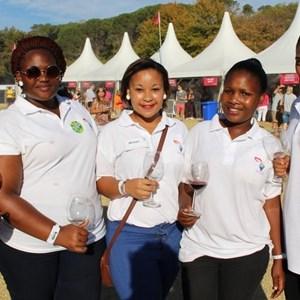 2017 Stellenbosch Wine Fest - PYDA Gals