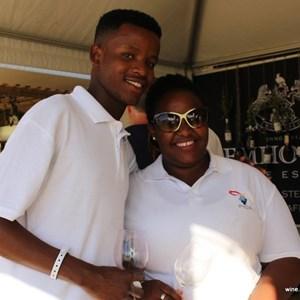 2017 Stellenbosch Wine Fest - PYDA students