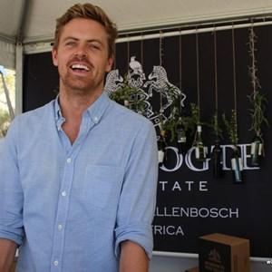 2017 Stellenbosch Wine Fest - Rob Boustred