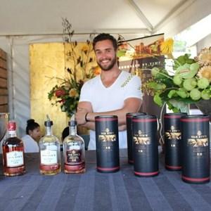 2017 Stellenbosch Wine Fest - Van Ryns Brandy