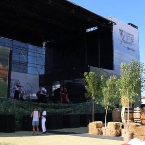 2017 Stellenbosch Wine Fest - The Stage