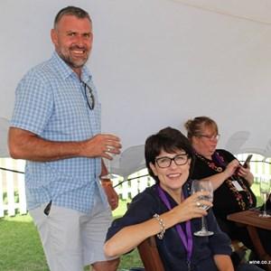2017 Stellenbosch Wine Fest - Ben & Jeanneret Momberg