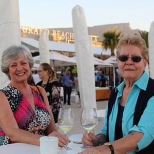 Freda & Christine