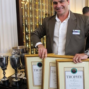 Carl vd Merwe - DeMorgenzon - TROPHIES Galore