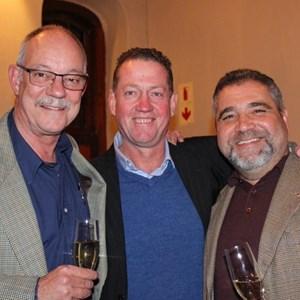 Colin Bridger, Jeff Gradwell & Razvan Macici