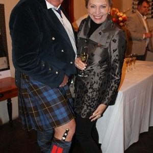Pierre Meintjies & Sandy Harper