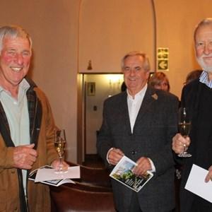 Jan-Boland Coetzee, Dave Newton-Johnson & Duimpie Baily
