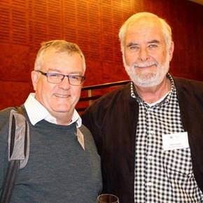 Johan Malan & Peter Finlayson