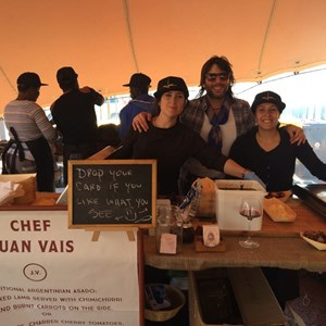 Chef Juan Vais