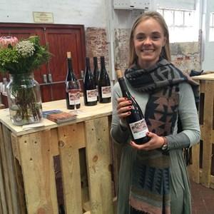 Sijnn Wines, Charla Haasbroek