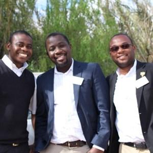 Tawanda Marume, Prosper Gundura & Greg Mutambe