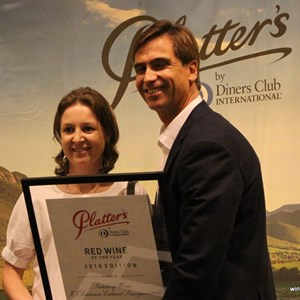 Red Wine of the Year - Nederburg - Andrea Freeborough