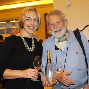Elunda Basson (Pongracz) & John Ford