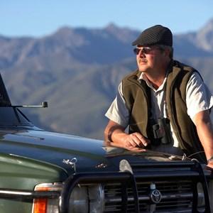 Mossie Basson - Conservationist