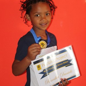 Pebbles Afterschool Club Prize Giving 2017 - Reneshia Daniels