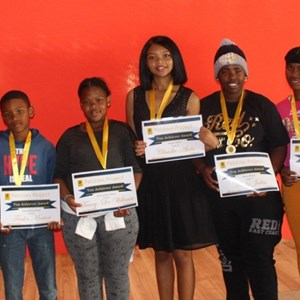 Pebbles Afterschool Club Prize Giving 2017 - Top Achiever