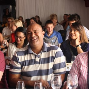 Wine Theatre with Jean Vincent Ridon TOP@Spar Wine Show (12)