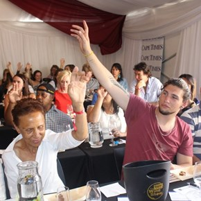 Wine Theatre with Jean Vincent Ridon TOP@Spar Wine Show (46)