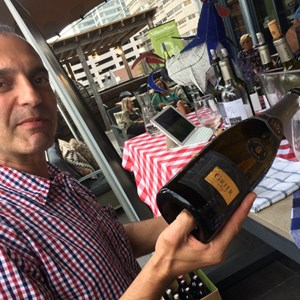 Villiera Trade tasting 2018 - Pascal