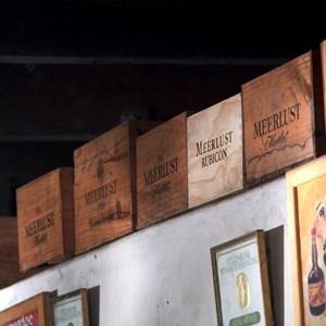 Meerlust Tasting Room